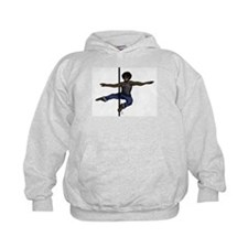 Chinese Pole, is how I roll Hoodie