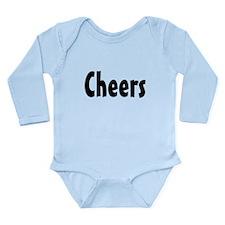 Cheers Long Sleeve Infant Bodysuit