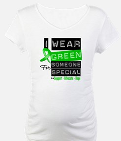 Green For Someone Special Shirt