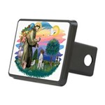 St.Francis #2/ GSHP Rectangular Hitch Cover