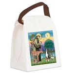 S, Fr, #2/ Greater Swiss MD Canvas Lunch Bag