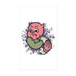 St.Francis #2/ Pyrenees #1 Sticky Notepad
