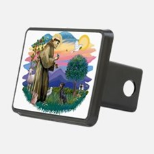 St.Francis #2/ Manchester T Hitch Cover
