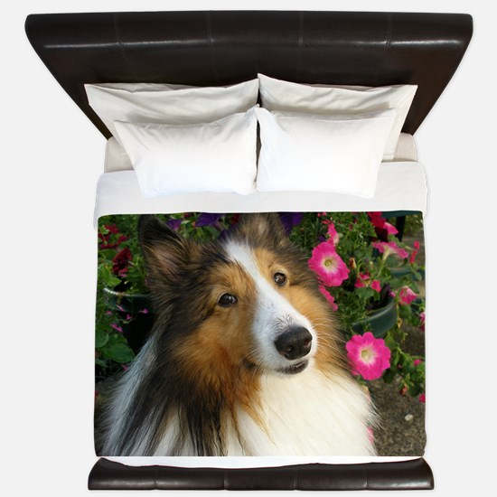 Garden Joy King Duvet