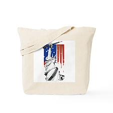 Unique Military industrial complex Tote Bag