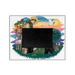 St.Francis #2/ Giant Schnauze Picture Frame