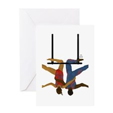 Pals hang together Greeting Card