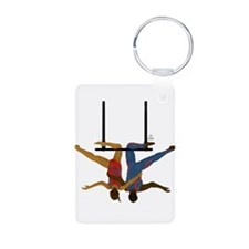 Pals hang together Keychains