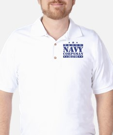 Navy Corpsman Mom T-Shirt