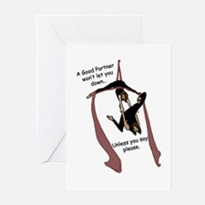 Partners Color Greeting Cards (Pk of 10)