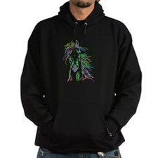 Different Colors Hoody