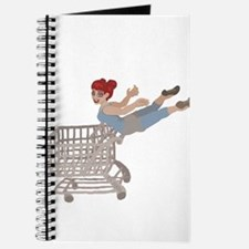 not just for shopping Journal