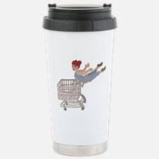 not just for shopping Travel Mug
