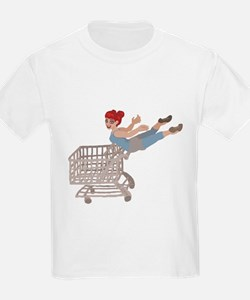 not just for shopping T-Shirt
