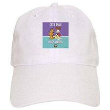 CFA Logo & Garfield Rules Cap