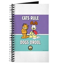 CFA Logo & Garfield Rules Journal