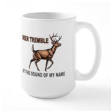 DEER TREMBLES Mug