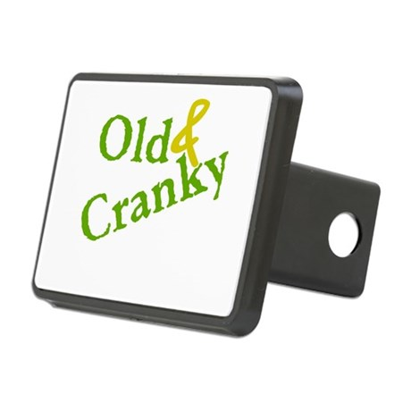 Old and Cranky Rectangular Hitch Cover