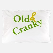 Old and Cranky Pillow Case