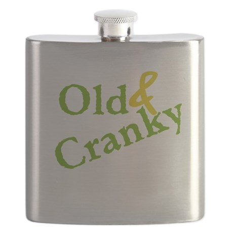 Old and Cranky Flask