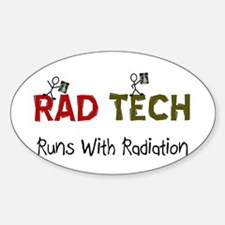 RAD TEch runs with radiation.PNG Decal