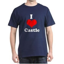 I Heart Castle 2 T-Shirt