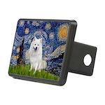 Starry-Am. Eskimo Dog Rectangular Hitch Cover