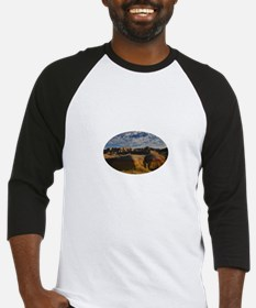 Badlands National Park Baseball Jersey