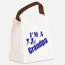 Im A Grandpa Canvas Lunch Bag