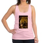 The Artist-AussieShep1 Racerback Tank Top