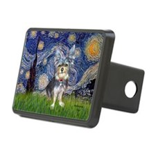 Starry-AussieTerrier2 Hitch Cover