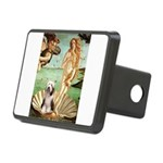 Venus / Beardie #1 Rectangular Hitch Cover