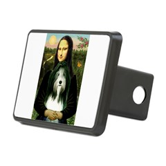 Mona / Bearded Collie Hitch Cover