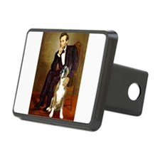 Lincoln & his Boxer Hitch Cover