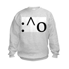 Liar Liar Smiley Sweatshirt