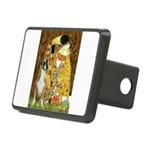The Kiss & Boxer Rectangular Hitch Cover