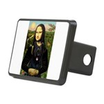 Mona / Briard Rectangular Hitch Cover