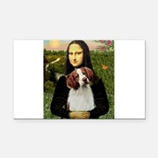 Mona / Brittany S Rectangle Car Magnet
