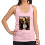Mona / Brittany S Racerback Tank Top