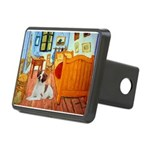 Room / Brittany Rectangular Hitch Cover