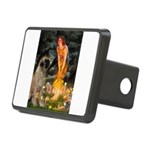 Fairies / Bullmastiff Rectangular Hitch Cover