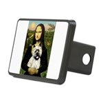 Mona /Cairn T Rectangular Hitch Cover