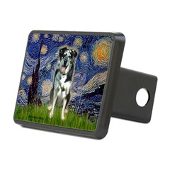 Starry / Catahoula Leopard Dog Hitch Cover