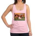 Angels & Cavalier Racerback Tank Top