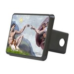 Creation / Cavalier Rectangular Hitch Cover