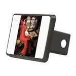 The Lady's Cavalier Rectangular Hitch Cover