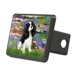 LILIES2-Cav-Tri52 .png Rectangular Hitch Cover