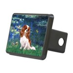 Lily Pond (#5) / Cavalier Rectangular Hitch Cover