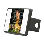 Fairies & Cavalier (BT) Rectangular Hitch Cover