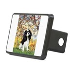 Spring & Tri Cavalier Rectangular Hitch Cover